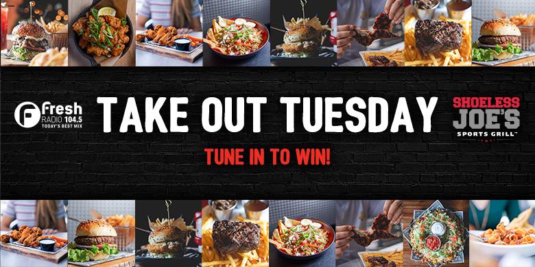 Take Out Tuesdays!