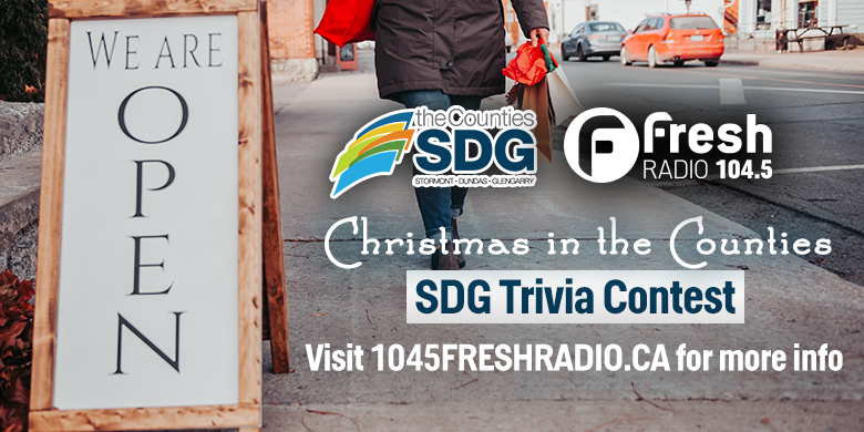 Christmas in the Counties – SDG Trivia Contest