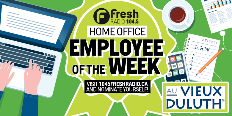 Fresh Home Office Employee of the Week