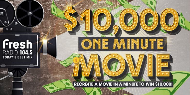 $10k 1 Minute Movie