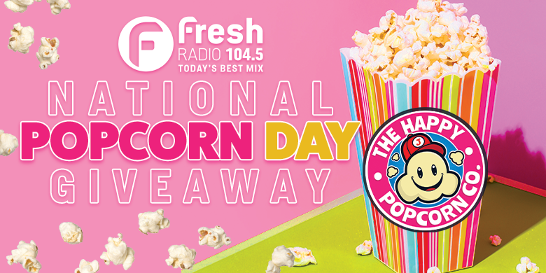 National Popcorn Day Giveaway
