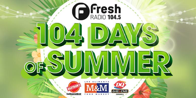 104 Days Of Summer